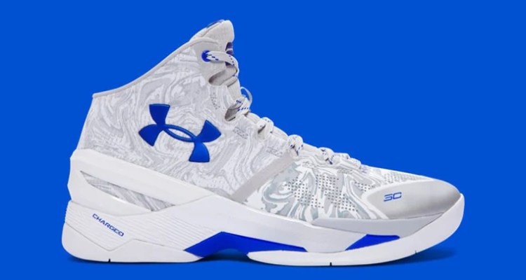 Under Armour Curry Two Waves