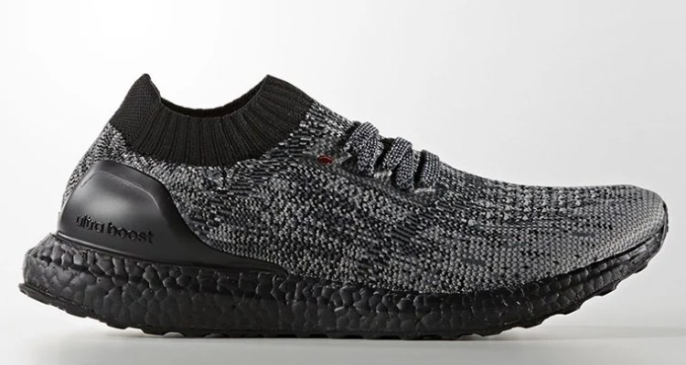 new arrival cb8c4 786e3 adidas Ultra Boost Uncaged Red Black adidas Ultra Boost Uncaged Grey Black