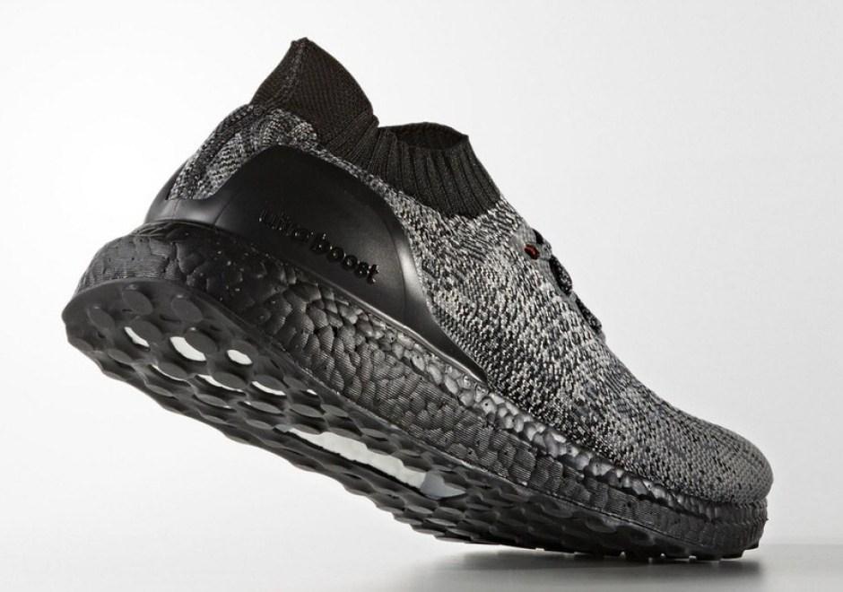 adidas Ultra Boost Uncaged Grey Black