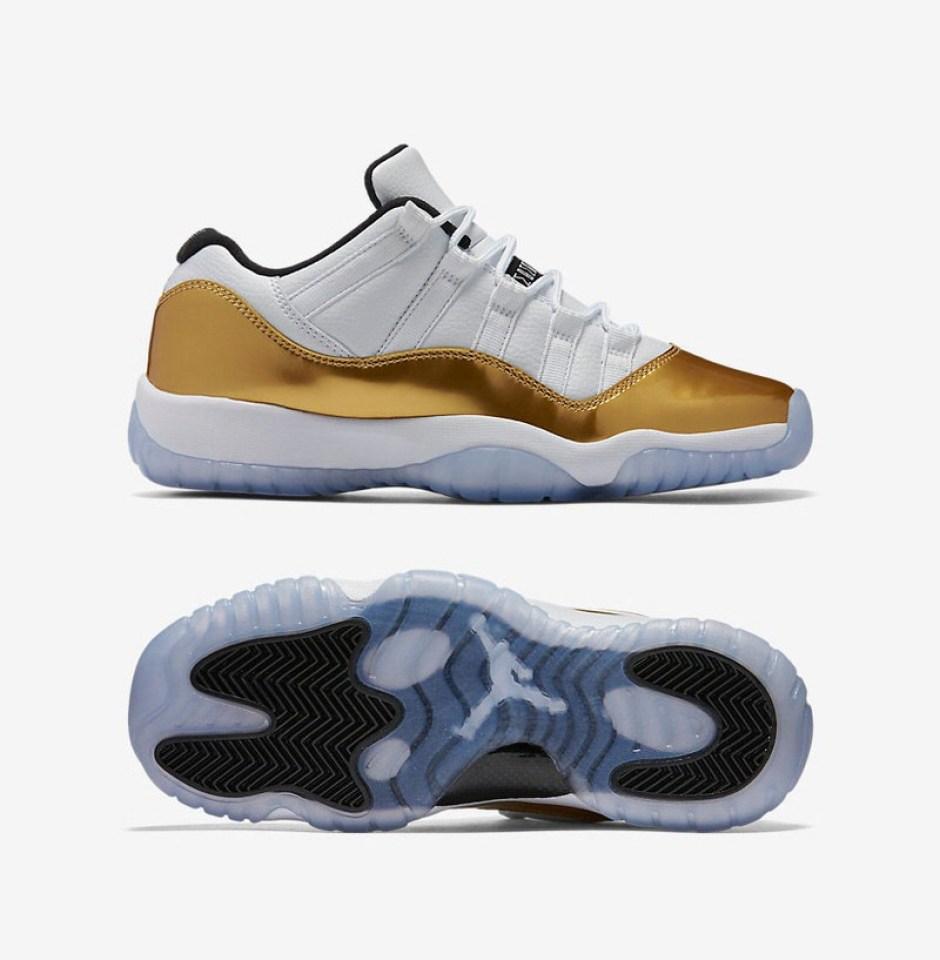 1f309a4b3b0b Air Jordan 11 Low