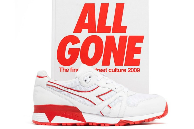 LA MJC x Diadora N9000 All Gone 2009