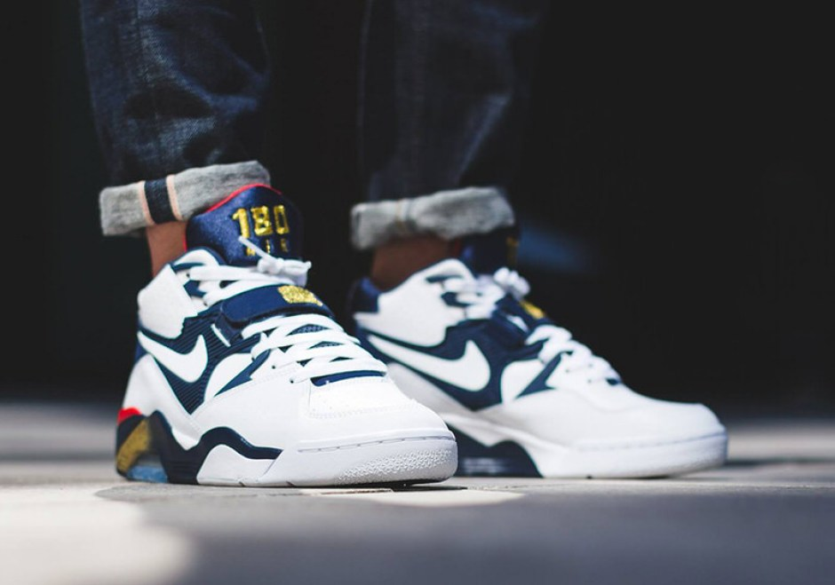 online retailer 917bb a1b17 ... Nike Air Force 180 Olympic olympic barkley ...