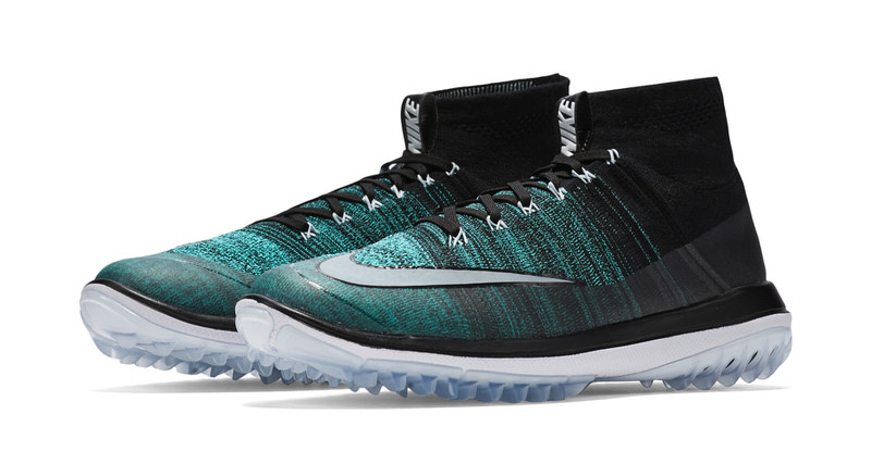 ee9e1b2ecdaf3 Flyknit Continues to Make the Rounds on New Nike Golf Shoes