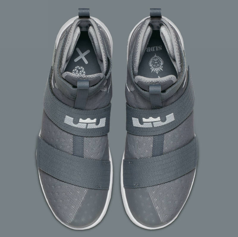 "Nike LeBron Soldier 10 ""Cool Grey"""