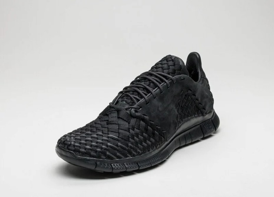 on sale dfe6d f5b5f Nike Free Inneva Woven II Triple Black