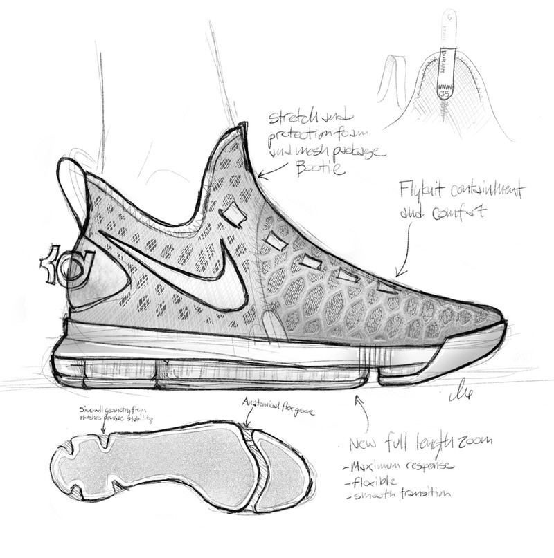 best authentic f6f1e 943ef Interview    Designer Leo Chang Details the Nike KD9