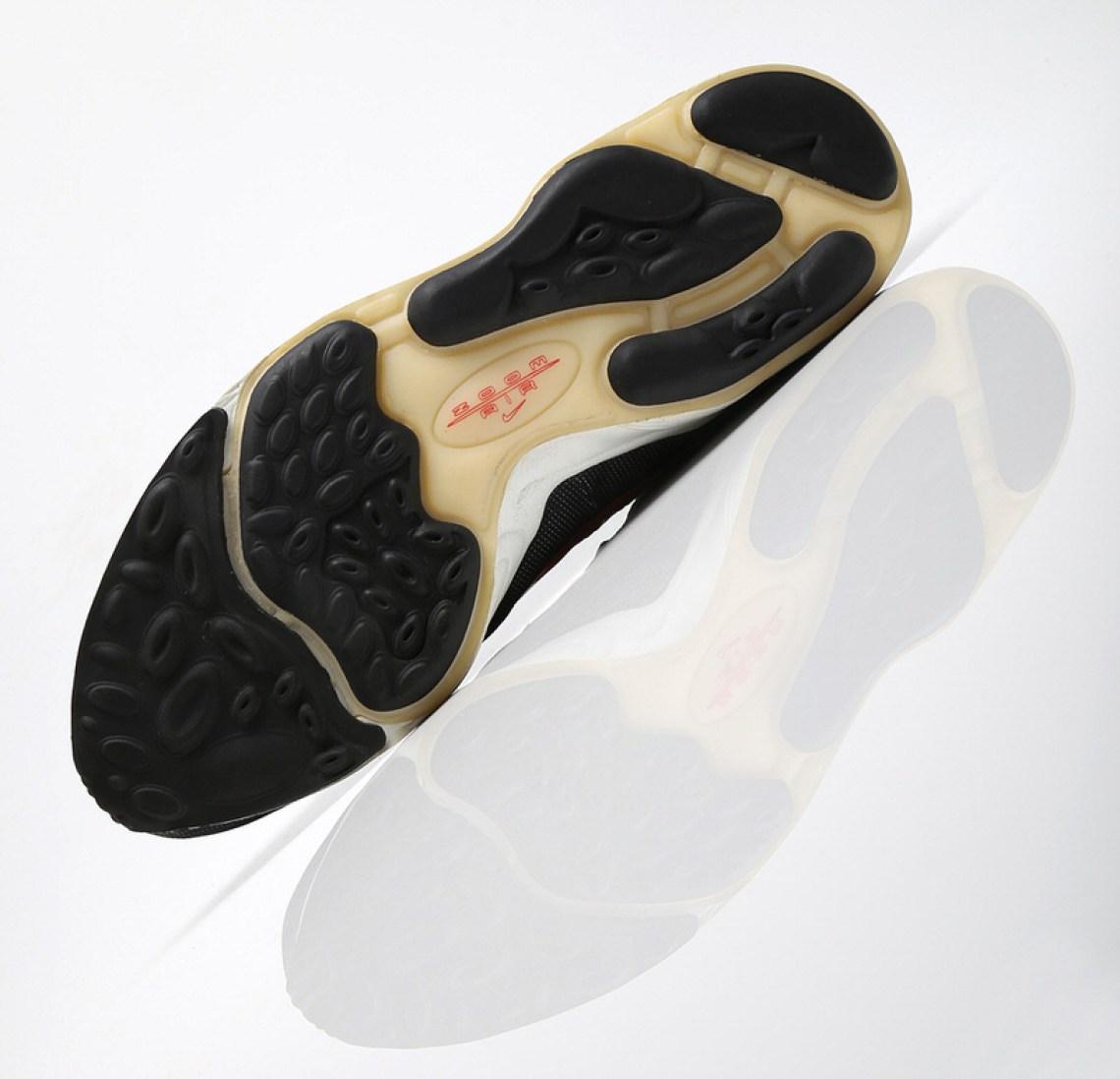 Nike Air Zoom Spiridon OG Red 4