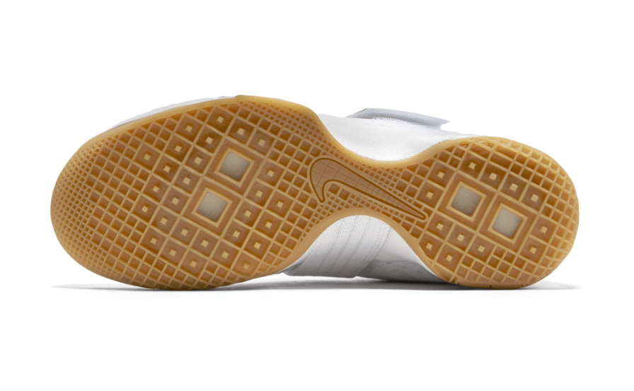 Nike LeBron Soldier X White/Gum