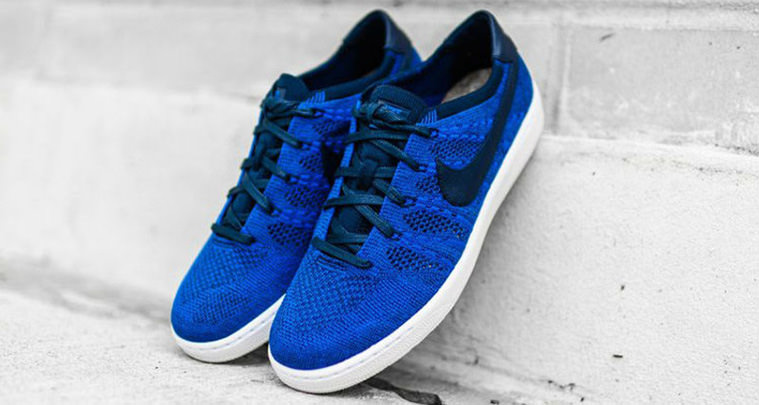 a26574be2a9 coupon code nike tennis classic ultra flyknit racer blue 39d48 4c761