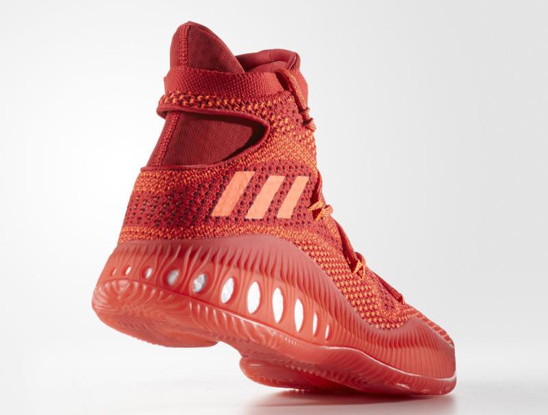 adidas Crazy Explosive Primeknit Red