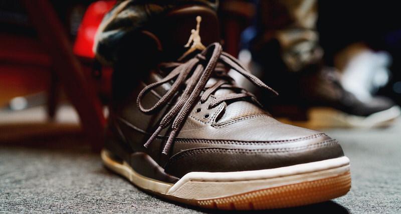 Anthony Hamilton Debuts Unreleased Air Jordan 3 Colorway