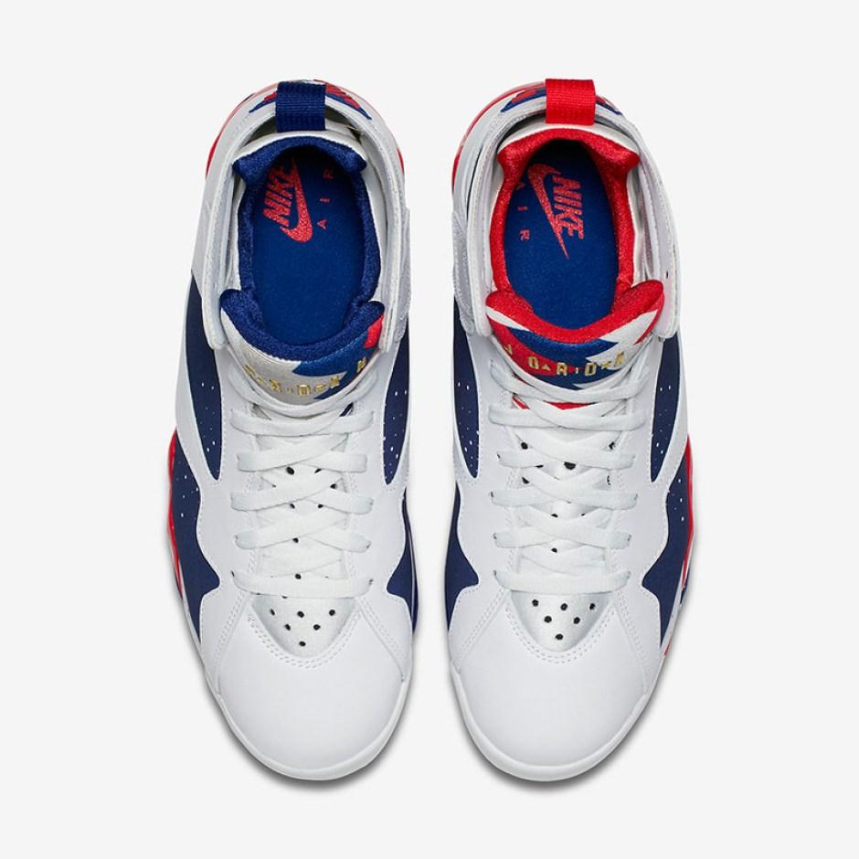Air Jordan 7 Olympic Alternate