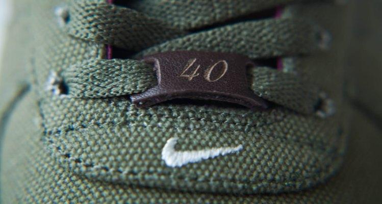 """Bespoke Nike Air Force 1 """"40 Fresh"""" by Kal Seth"""