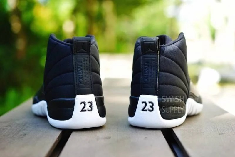 e99e3331bd8e82 Air Jordan 12 Waterproof Nylon Air Jordan 12 Waterproof Nylon