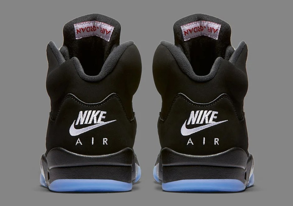 outlet store 57c9f 6097d A Detailed Look at the Air Jordan 5 OG Black/Metallic | Nice ...
