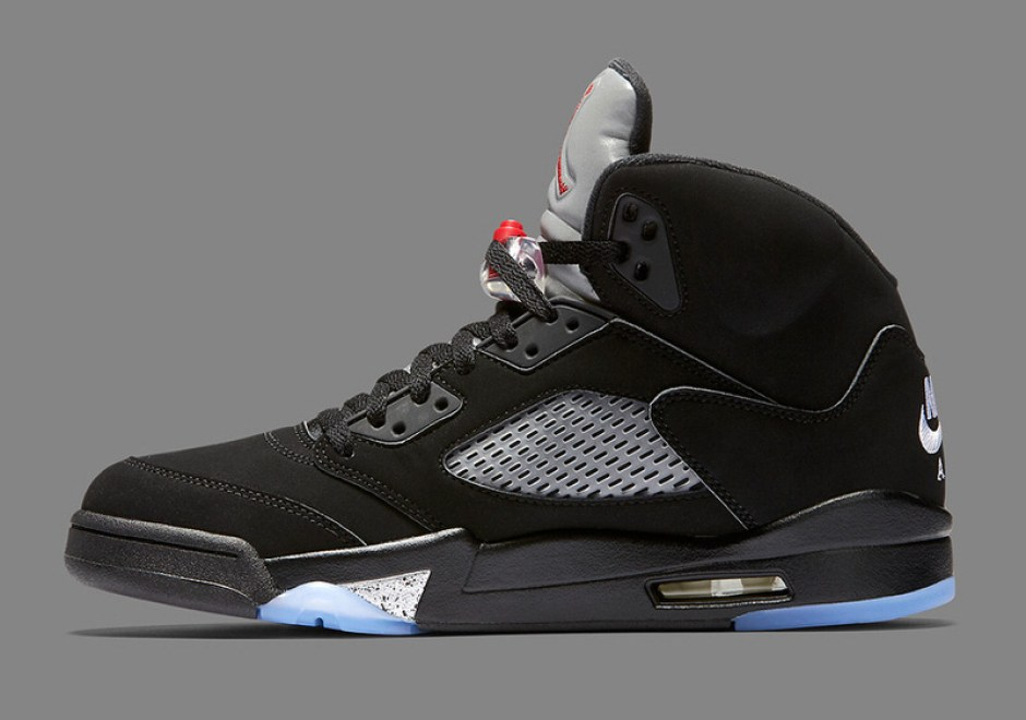 finest selection 3f015 e52d2 ... Air Jordan 5 OG Black Metallic