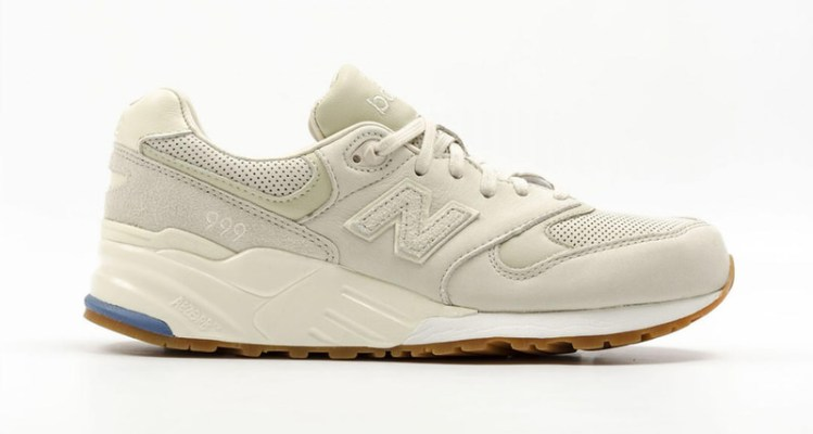 New Balance 999 Grey/Gum