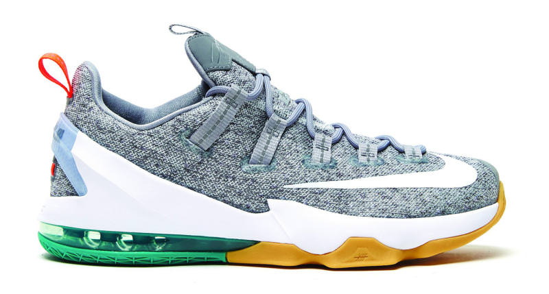 Nike LeBron 13 Low Heather/Gum