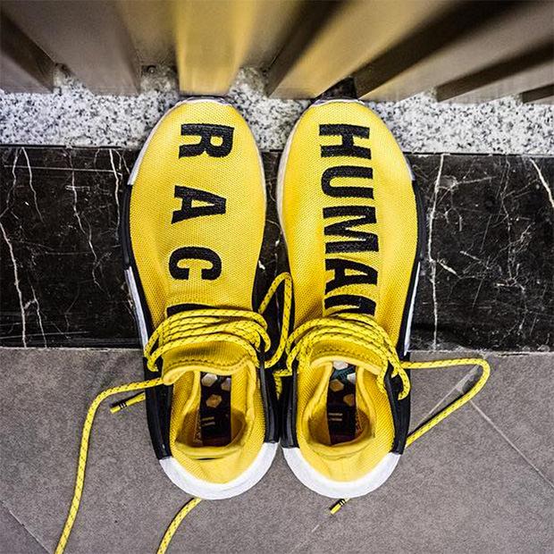 Cheap NMD Human Race TR Shoes, Pw Adidas Nmd HU Tr Pharrell 2018