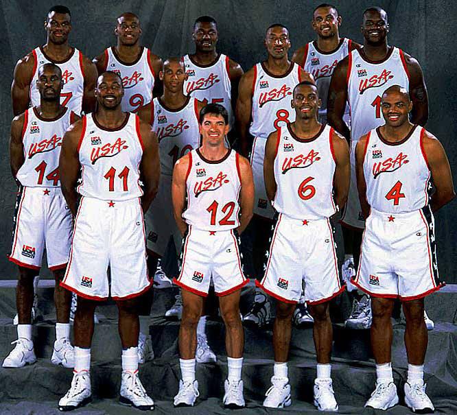 Best 50+ 1996 Dream Team Roster - dream
