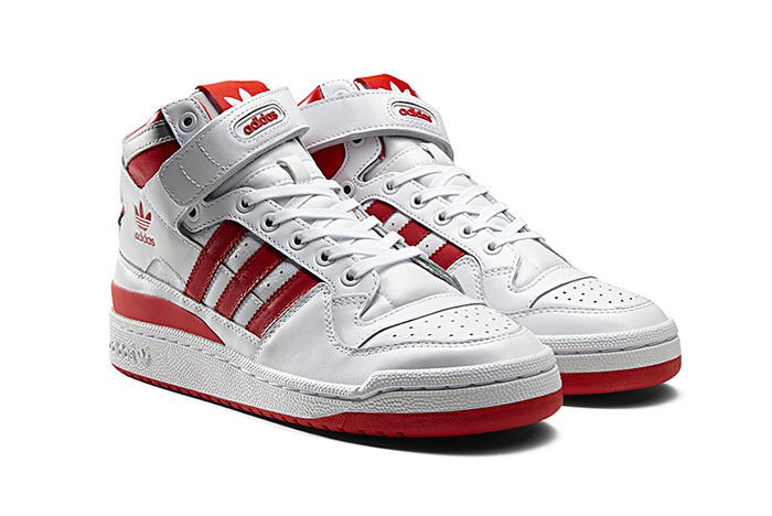 cheap for discount 70d62 9a891 adidas Forum Mid Refined Pack adidas Forum Mid Refined Pack