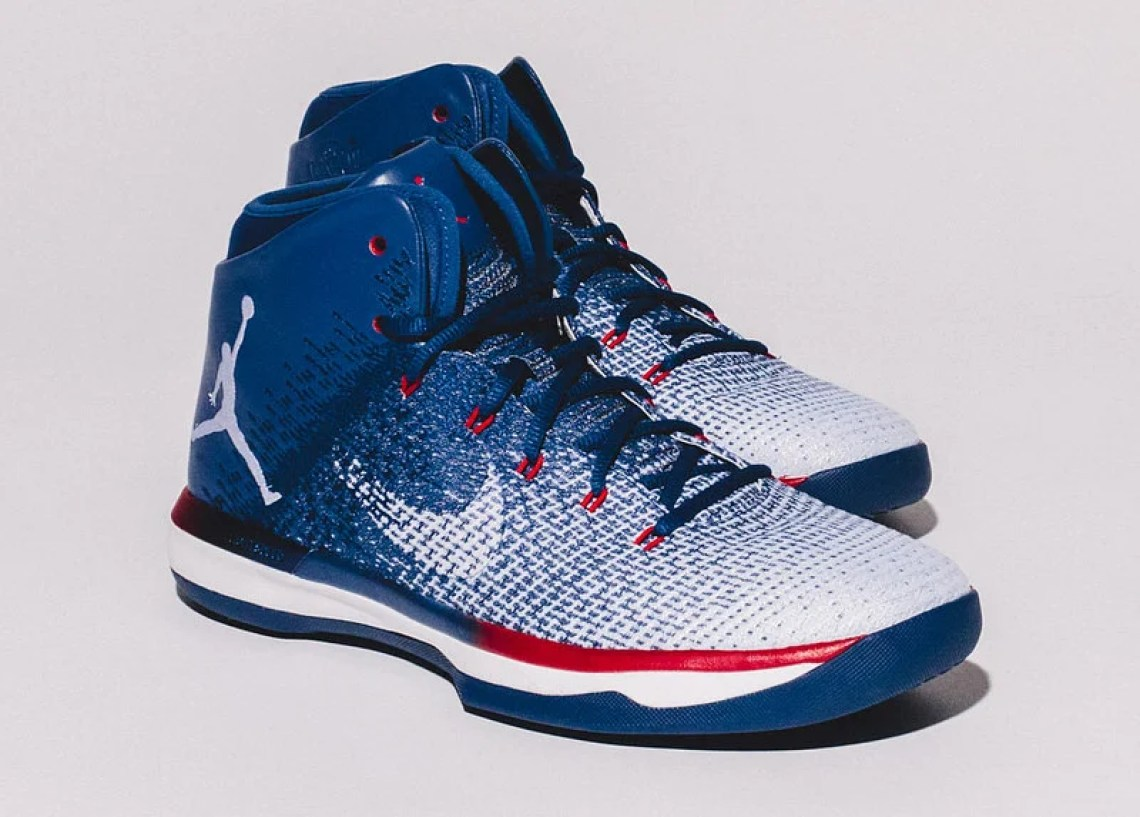 b88e3ea434d Up Close with Jimmy Butler s USAB Air Jordan 31 For The Olympics ...