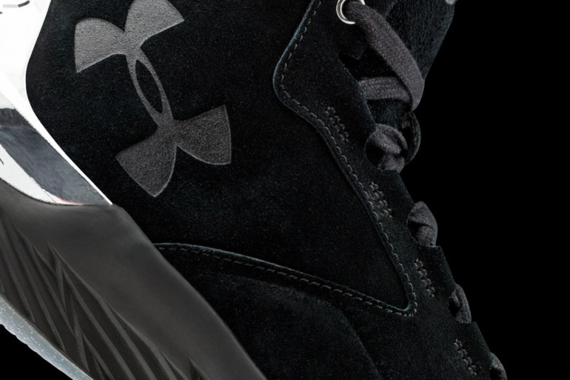 Under Armour Curry Lux Black
