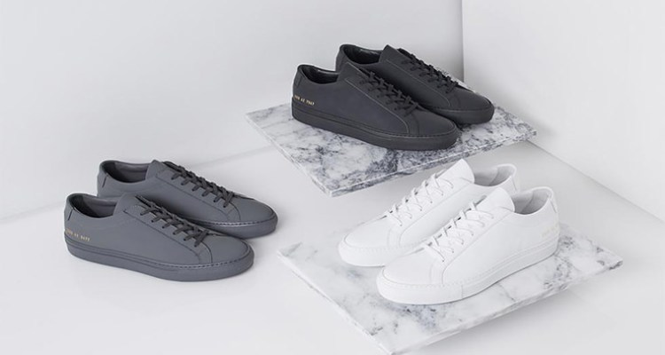 Common Projects Fall/Winter 2016 Collection