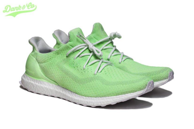 "wholesale dealer a04b2 273d1 adidas Ultra Boost Uncaged ""Glow"" Custom by Dank   Co."