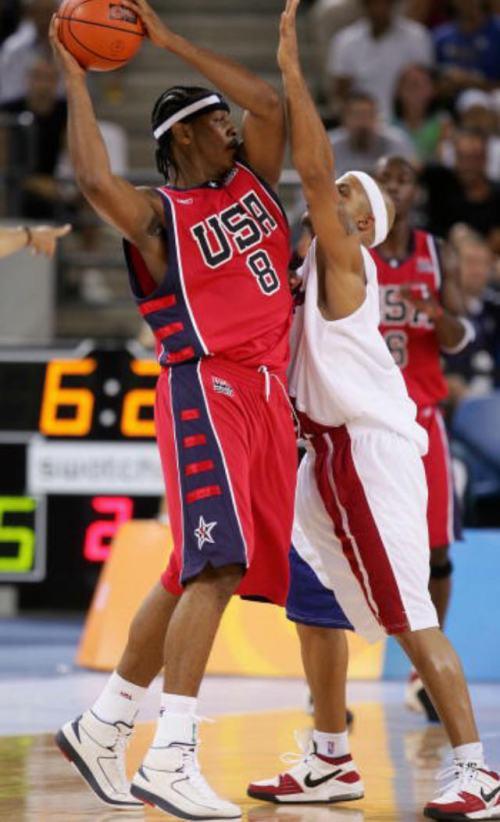 Melo Olympics 2004 AJ C