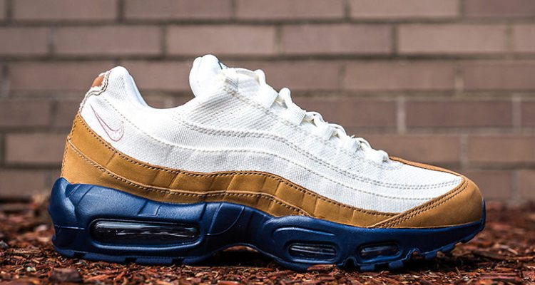 86543be582f2 Nike Air Max 95 Ale Brown