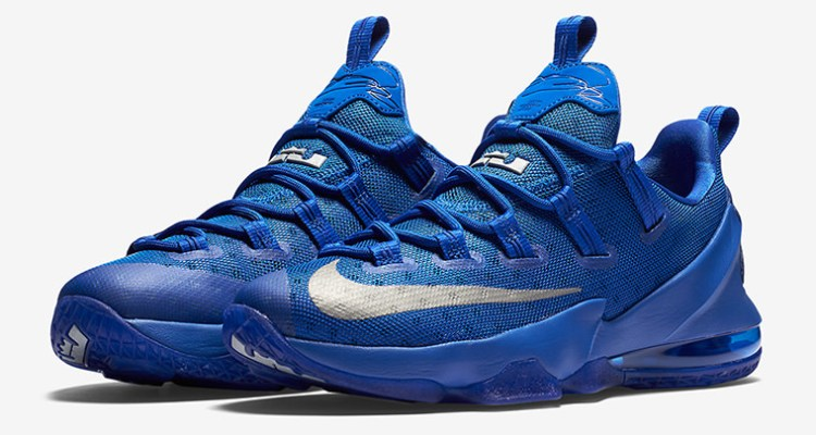 Nike LeBron 13 Low Game Royal