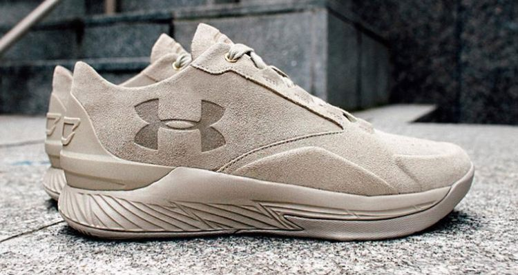 Under Armour Curry Lux Low