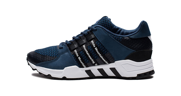 finest selection aca00 ded8d White Mountaineering x adidas EQT Running Support 93 Quietly Releases