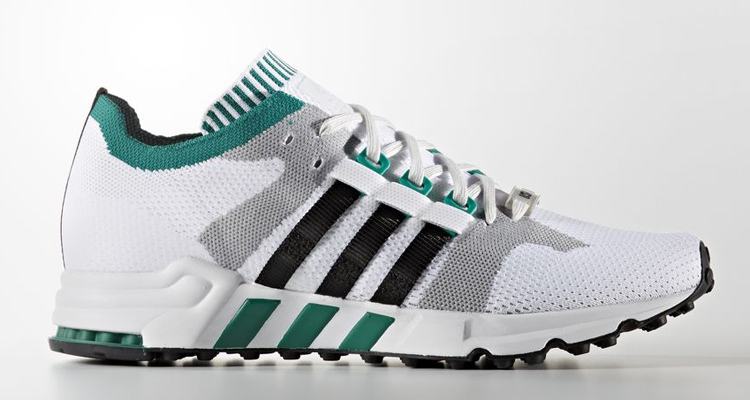 ADIDAS EQT ADV SUPPORT (BLACK/SUB GREEN)/ SNEAKERS