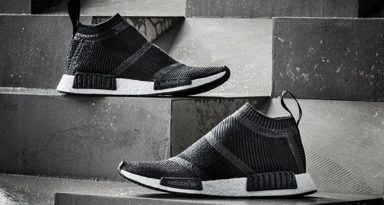 "adidas NMD City Sock ""Winter Wool"""