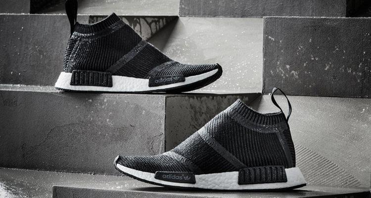 "adidas NMD City Sock ""Winter Wool"""