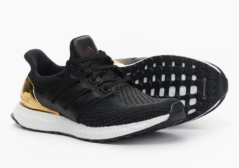 adidas ultra boost gold schwarz