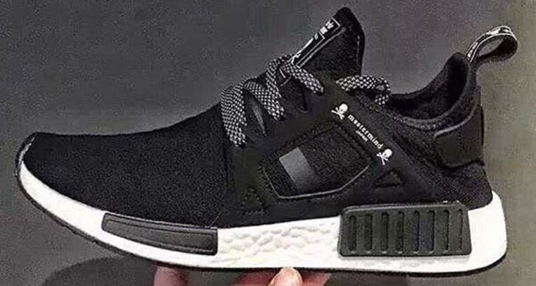 ccd86f861d06c mastermind JAPAN x adidas NMD XR1    First Look
