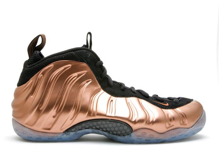 Nike Air Foamposite One Copper
