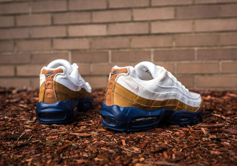 info for af345 bc0b5 ... Nike Air Max 95 Ale Brown