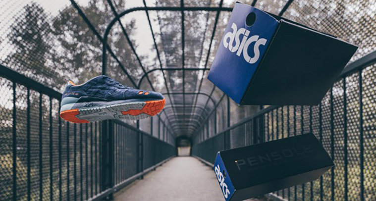 """ASICS Gel Lyte III """"Pensole Reflect"""" to Release Exclusively at Foot Locker aeaed6c15"""