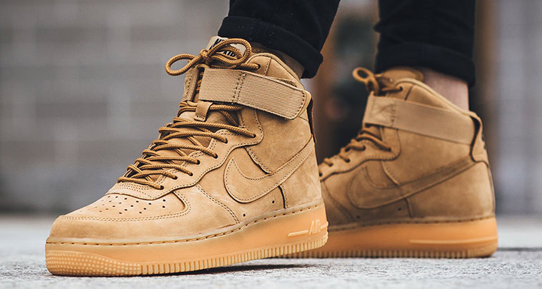 nike air force flax