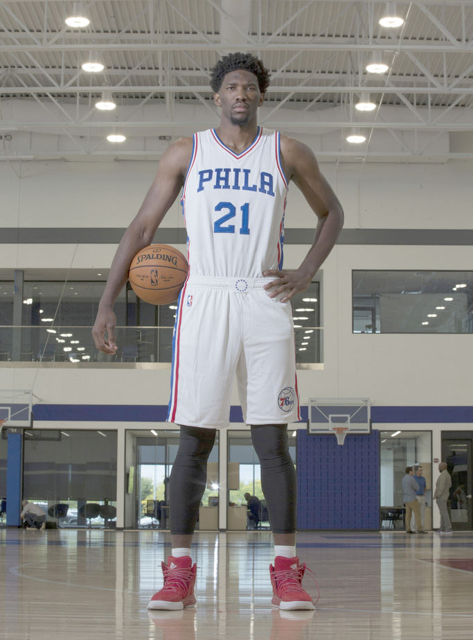 Kicks on court the best sneakers of nba media day nice kicks jpg 683x923 Joel  embiid 35a26a0d9