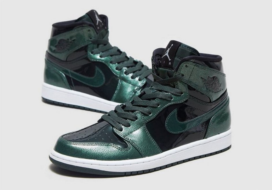 Air Jordan 1 High Grove Green