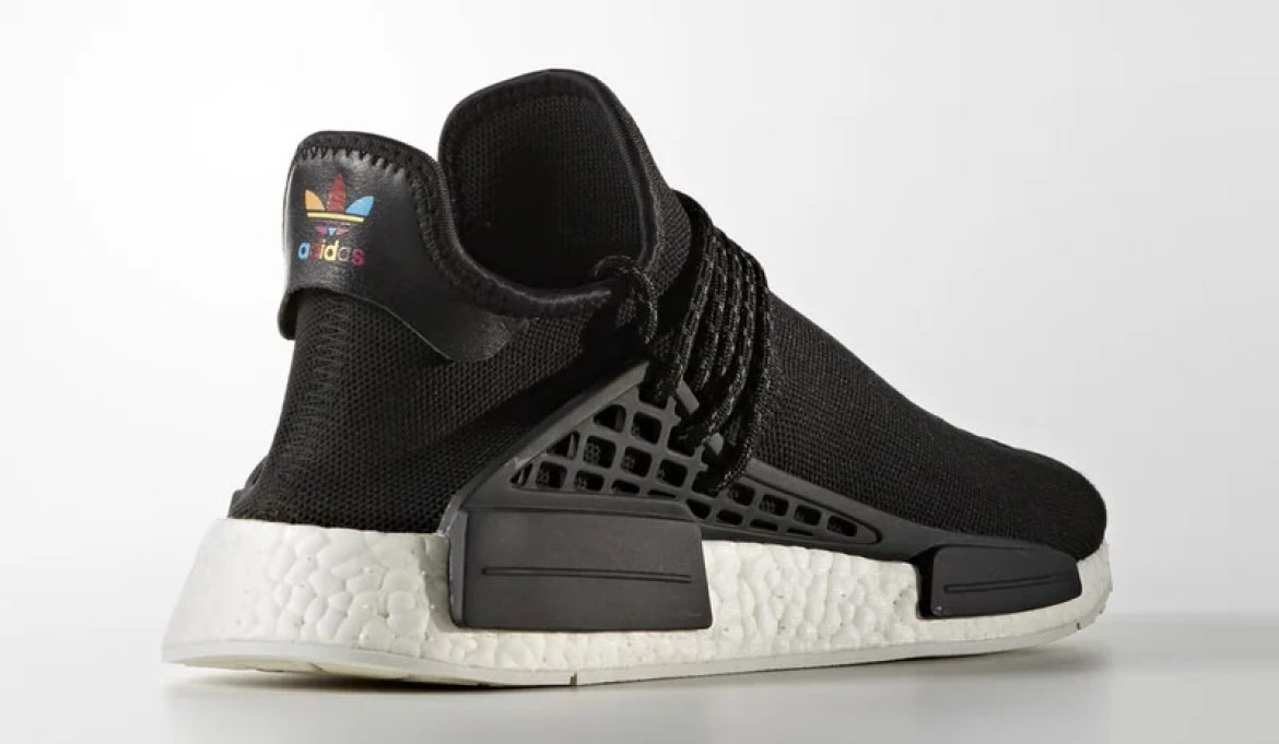 Pharrell x adidas NMD Human Species Black