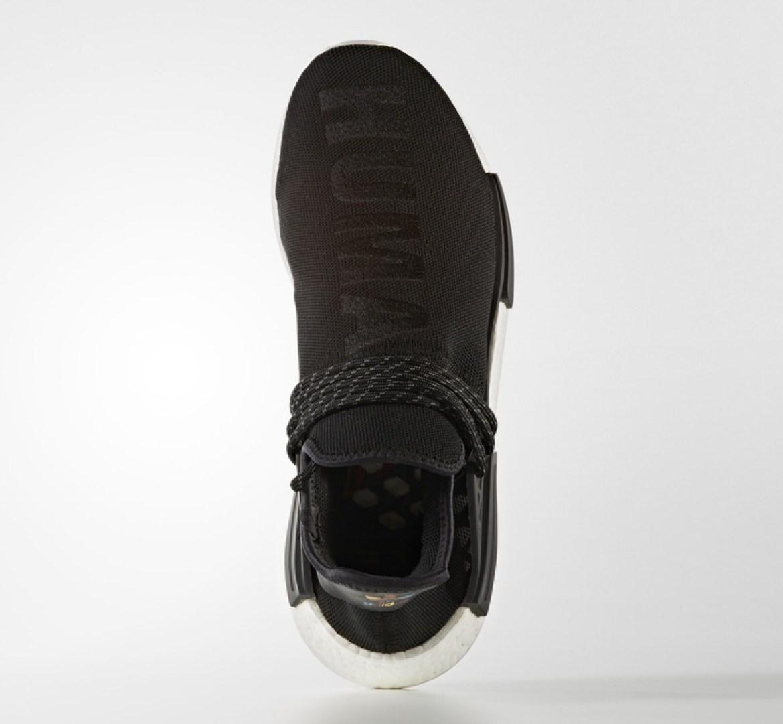 Pharrell x adidas NMD Human Species Black