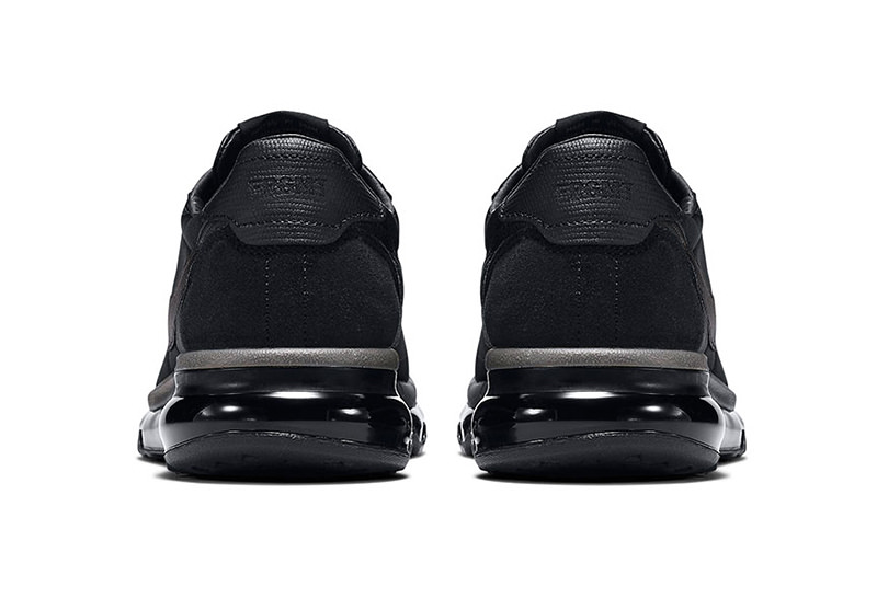 more photos 413e0 057d2 ... fragment design x Nike Air Max LD Zero Triple Black ...