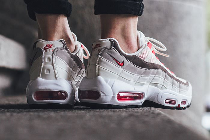 new style b2401 e9c3d ... Nike Air Max 95 Ember Glow