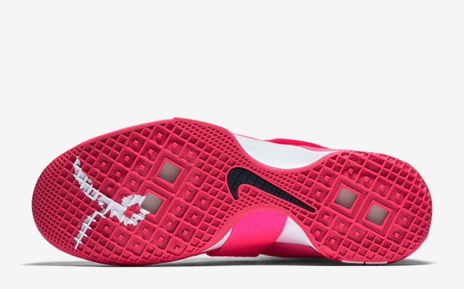 "Nike Zoom LeBron Soldier 10 ""Kay Yow"""